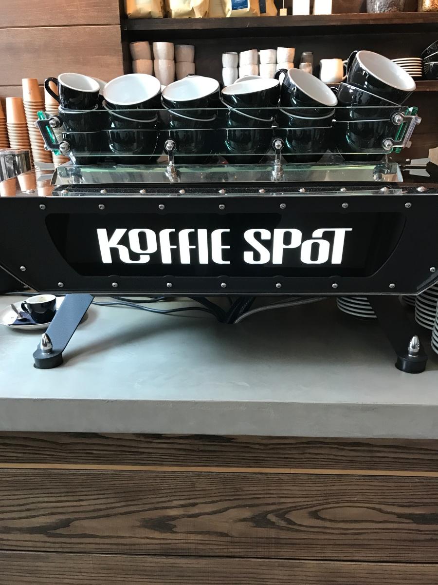 Koffie Spot #8